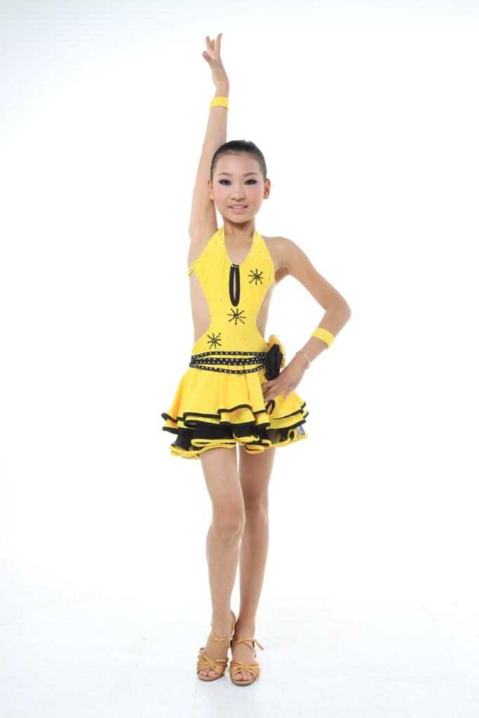 f842a5155 Child/lady latin dance dress