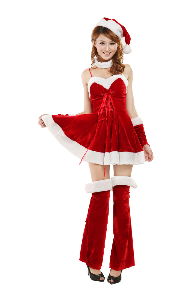 Funny Christmas costumes-Lolita role-playing dress-evening Party dress#4192 - Funny Christmas Costumes