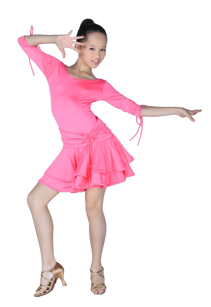 latin dance dresses for girls-#28